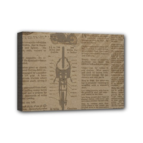 Background 1706636 1920 Mini Canvas 7  X 5  (stretched) by vintage2030