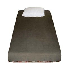 Background 1706644 1920 Fitted Sheet (Single Size)