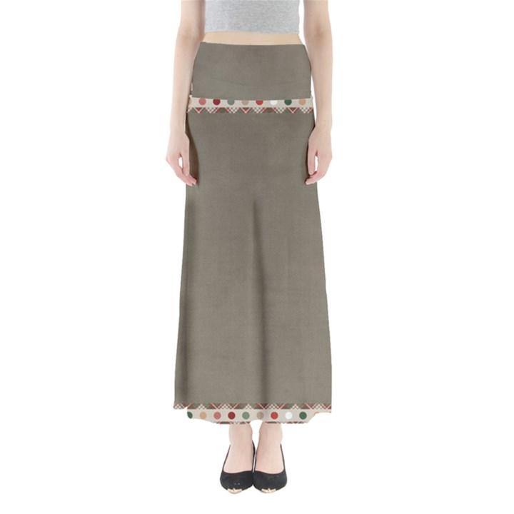 Background 1706644 1920 Full Length Maxi Skirt