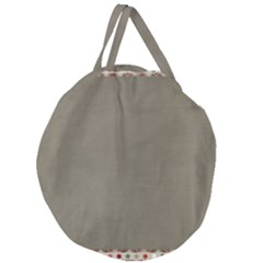 Background 1706644 1920 Giant Round Zipper Tote