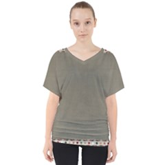 Background 1706644 1920 V Neck Dolman Drape Top