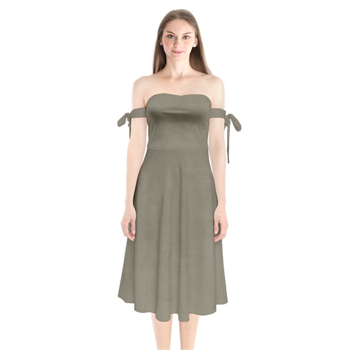Background 1706644 1920 Shoulder Tie Bardot Midi Dress