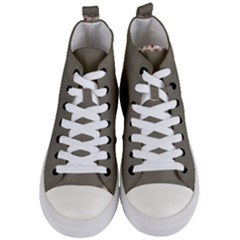 Background 1706644 1920 Women s Mid Top Canvas Sneakers