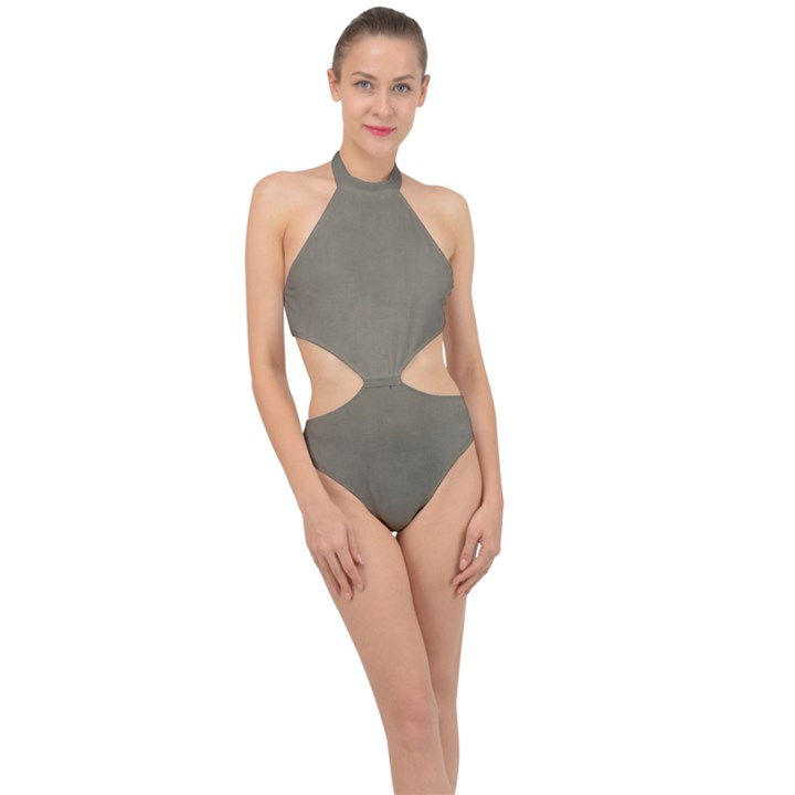 Background 1706644 1920 Halter Side Cut Swimsuit