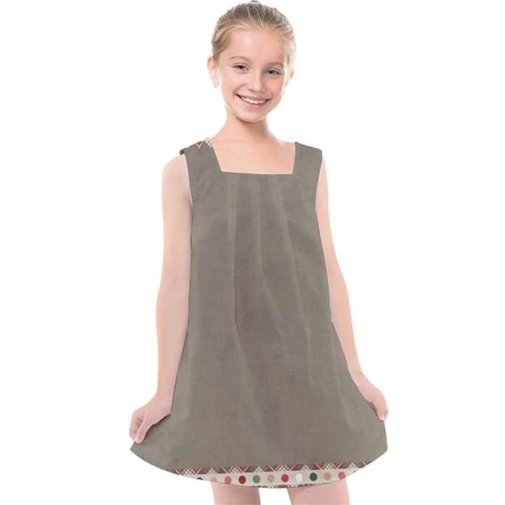 Background 1706644 1920 Kids  Cross Back Dress
