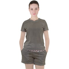Background 1706644 1920 Women s Tee and Shorts Set