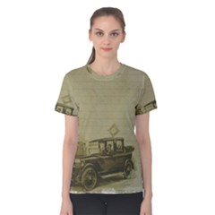 Background 1706642 1920 Women s Cotton Tee