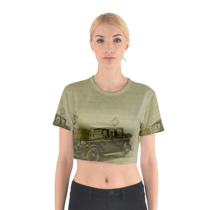 Background 1706642 1920 Cotton Crop Top