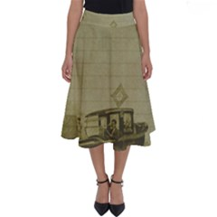Background 1706642 1920 Perfect Length Midi Skirt