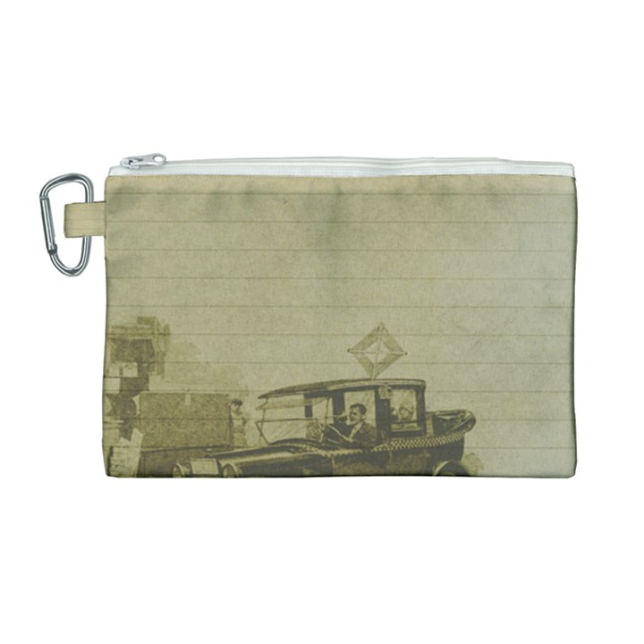 Background 1706642 1920 Canvas Cosmetic Bag (Large)