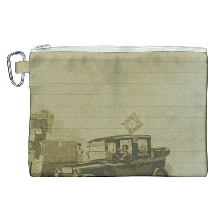 Background 1706642 1920 Canvas Cosmetic Bag (XL)