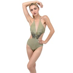 Background 1706642 1920 Plunging Cut Out Swimsuit