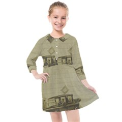 Background 1706642 1920 Kids  Quarter Sleeve Shirt Dress