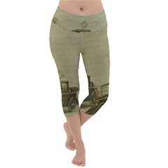 Background 1706642 1920 Lightweight Velour Capri Yoga Leggings