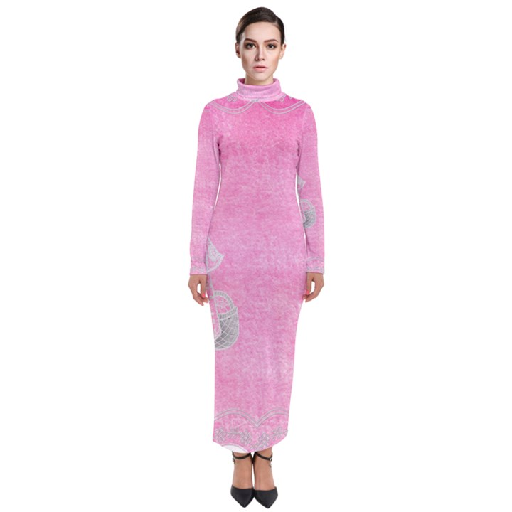 Tag 1659629 1920 Turtleneck Maxi Dress