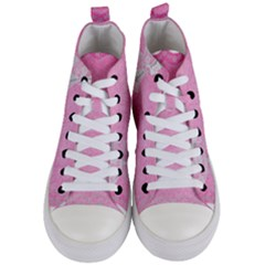 Tag 1659629 1920 Women s Mid Top Canvas Sneakers