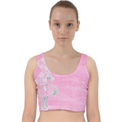 Tag 1659629 1920 Velvet Racer Back Crop Top