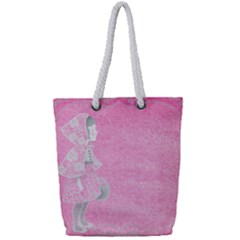 Tag 1659629 1920 Full Print Rope Handle Tote (Small)