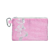 Tag 1659629 1920 Canvas Cosmetic Bag (Small)