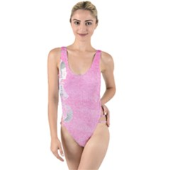 Tag 1659629 1920 High Leg Strappy Swimsuit
