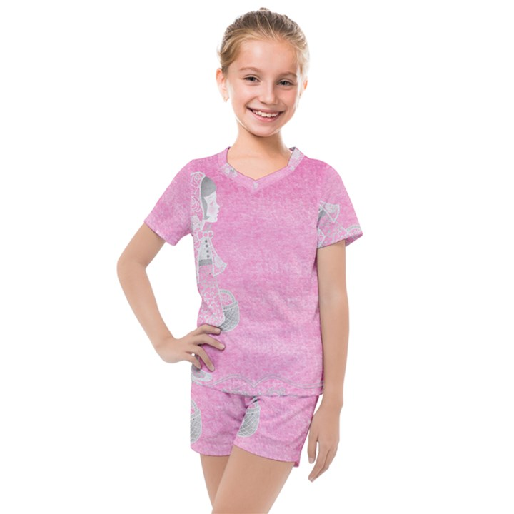 Tag 1659629 1920 Kids  Mesh Tee and Shorts Set