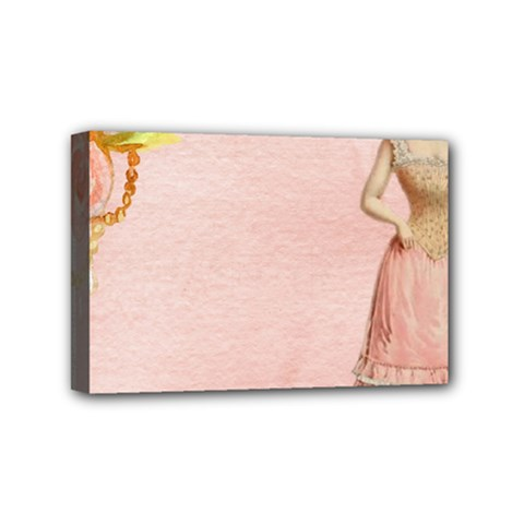 Background 1659765 1920 Mini Canvas 6  X 4  (stretched) by vintage2030