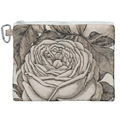 Flowers 1776630 1920 Canvas Cosmetic Bag (xxl) by vintage2030
