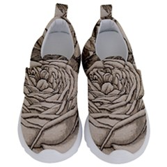 Flowers 1776630 1920 Velcro Strap Shoes by vintage2030