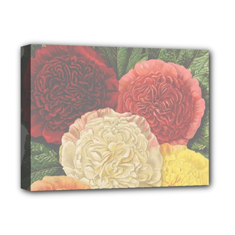 Flowers 1776434 1280 Deluxe Canvas 16  X 12  (stretched)  by vintage2030