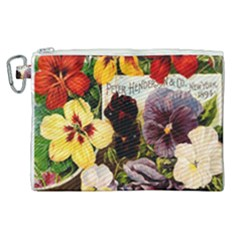 Flowers 1776534 1920 Canvas Cosmetic Bag (xl) by vintage2030