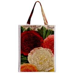 Flowers 1776584 1920 Zipper Classic Tote Bag by vintage2030