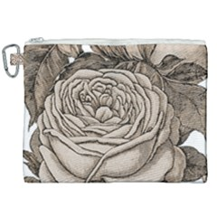 Flowers 1776626 1920 Canvas Cosmetic Bag (xxl) by vintage2030