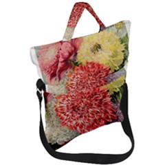 Flowers 1776541 1920 Fold Over Handle Tote Bag