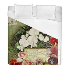 Flowers 1776617 1920 Duvet Cover (full/ Double Size) by vintage2030