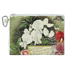 Flowers 1776617 1920 Canvas Cosmetic Bag (xl) by vintage2030