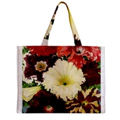 Flowers 1776585 1920 Zipper Mini Tote Bag by vintage2030