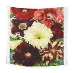 Flowers 1776585 1920 Square Tapestry (large) by vintage2030