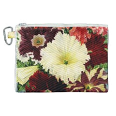 Flowers 1776585 1920 Canvas Cosmetic Bag (xl) by vintage2030