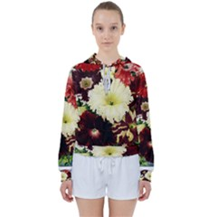 Flowers 1776585 1920 Women s Tie Up Sweat by vintage2030