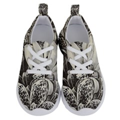 Flowers 1776382 1280 Running Shoes by vintage2030