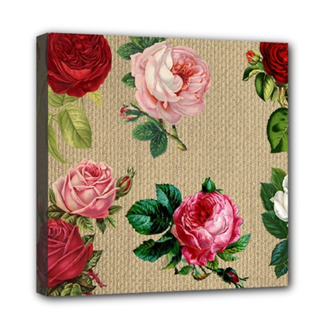 Flower 1770189 1920 Mini Canvas 8  X 8  (stretched) by vintage2030