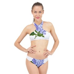 Flower 1775377 1280 High Neck Bikini Set