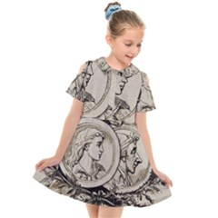 Young 1515867 1280 Kids  Short Sleeve Shirt Dress