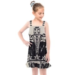 Crown 1515871 1280 Kids  Overall Dress