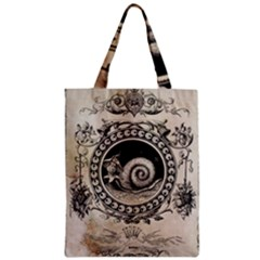 Snail 1618209 1280 Zipper Classic Tote Bag by vintage2030