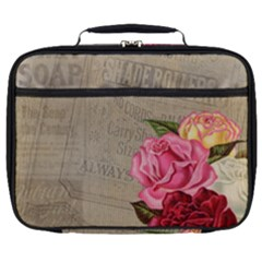 Flower 1646069 1920 Full Print Lunch Bag by vintage2030