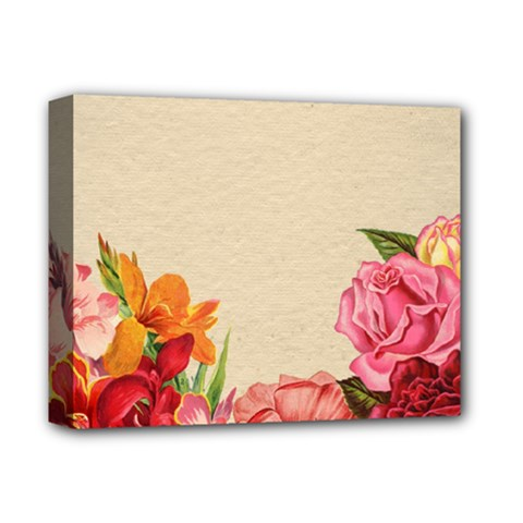 Flower 1646035 1920 Deluxe Canvas 14  X 11  (stretched) by vintage2030