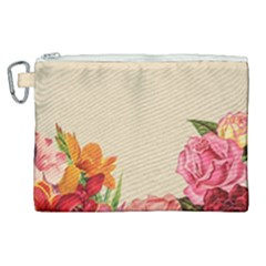Flower 1646035 1920 Canvas Cosmetic Bag (xl) by vintage2030