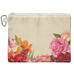 Flower 1646035 1920 Canvas Cosmetic Bag (xxl) by vintage2030