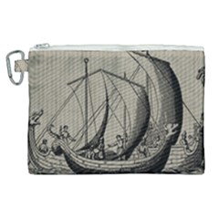 Ship 1515875 1280 Canvas Cosmetic Bag (xl) by vintage2030